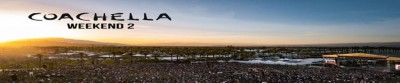 Coachella Music and Arts Festival - Weekend 2