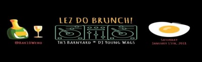 Lez Do Brunch! Happy New Year Edition!