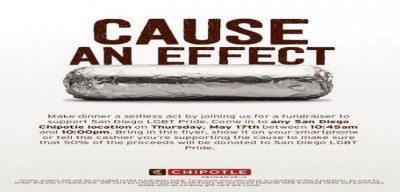 Chipotle: Cause An Effect