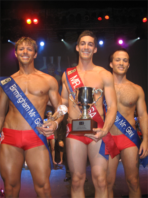 Mr gay international competition 2007